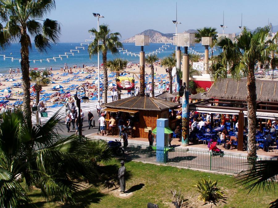 апартамент -                                       Benidorm -                                       3 спальни -                                       6 pax человека